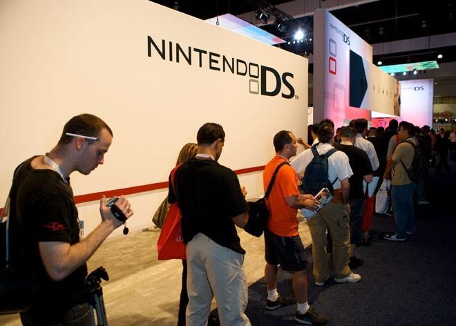 Nintendo presenta 3D para DS 0